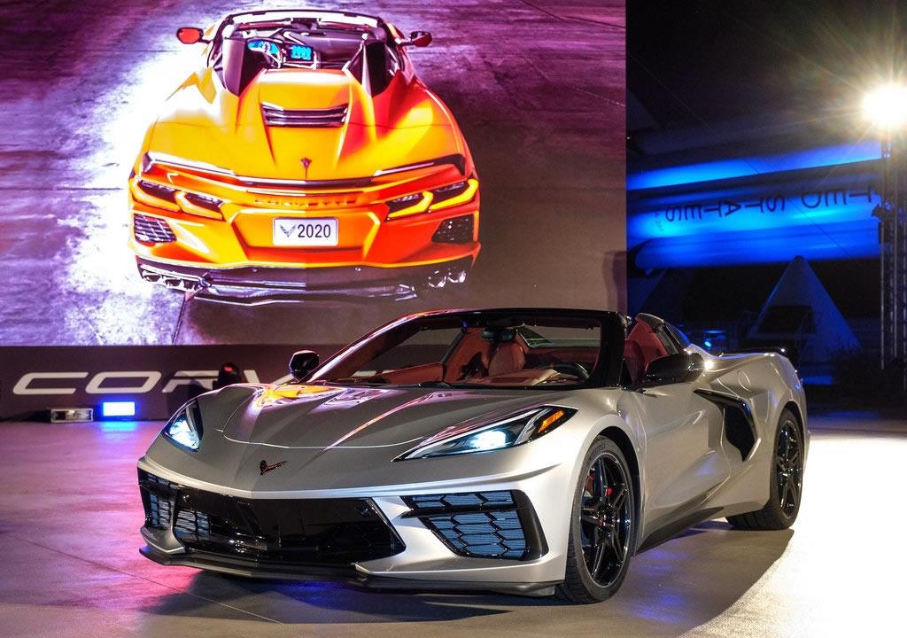 2020 Chevrolet Corvette C8 Stingray Convertible