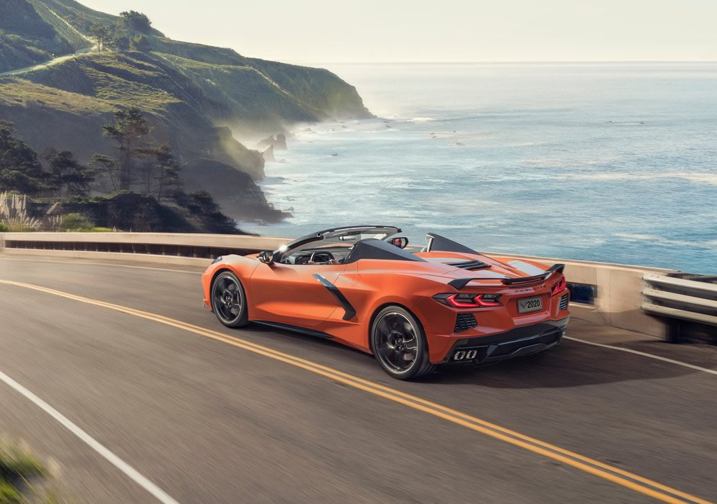 2020 Chevrolet Corvette C8 Stingray Convertible Kaç Beygir?