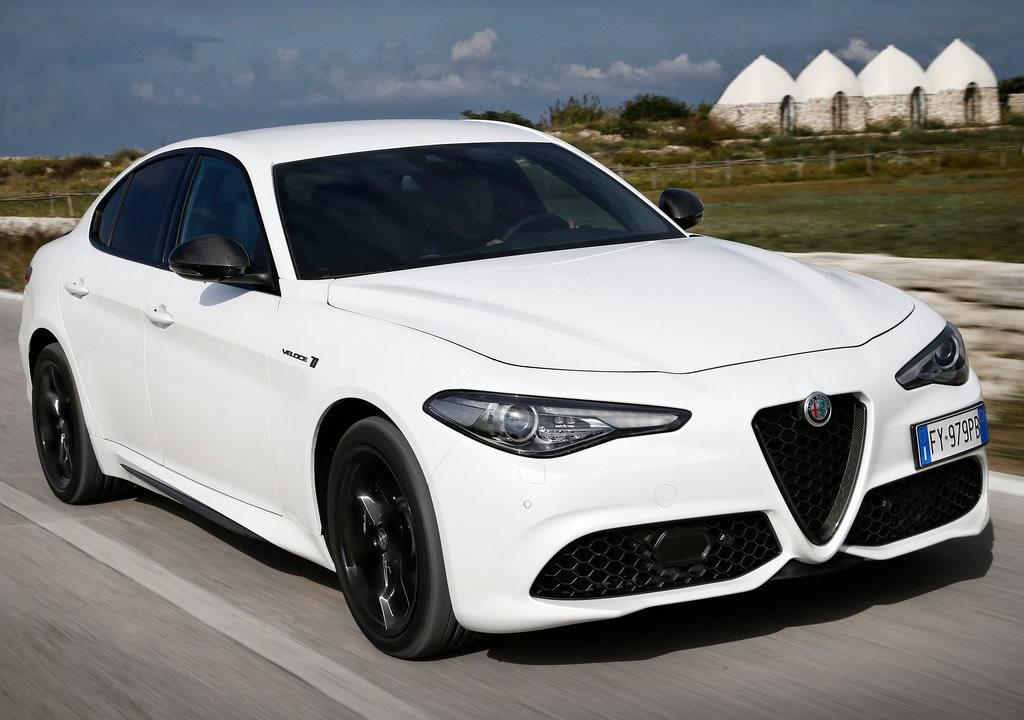 Makyajlı 2020 Alfa Romeo Giulia