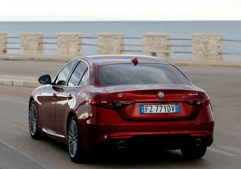 Makyajlı 2020 Alfa Romeo Giulia Donanımları