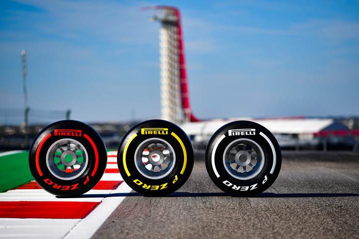 2020 Formula 1 Lastikleri