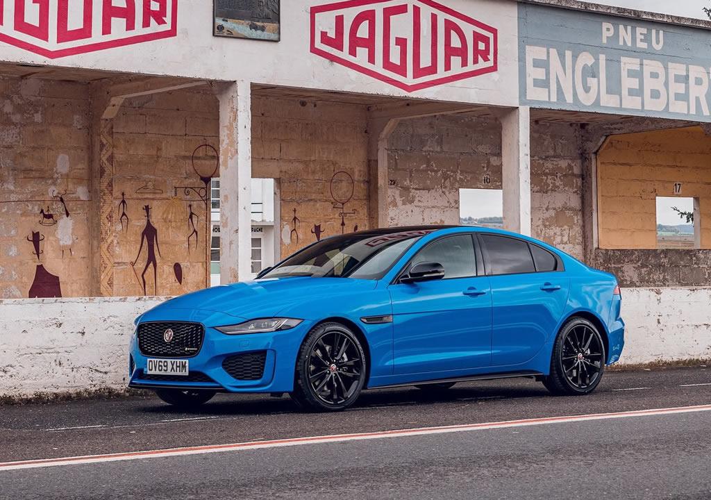 2020 Jaguar XE Reims Edition Teknik Özellikleri