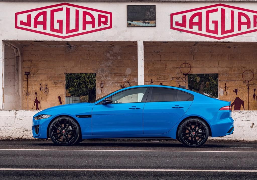 2020 Jaguar XE Reims Edition