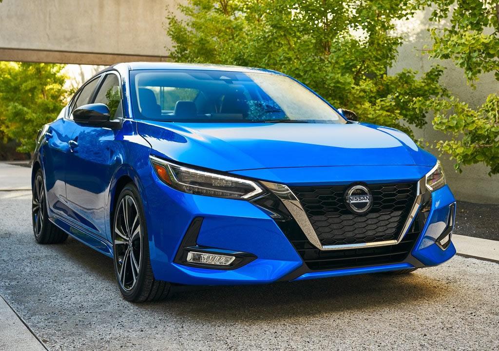 2020 Nissan Sentra Özellikleri