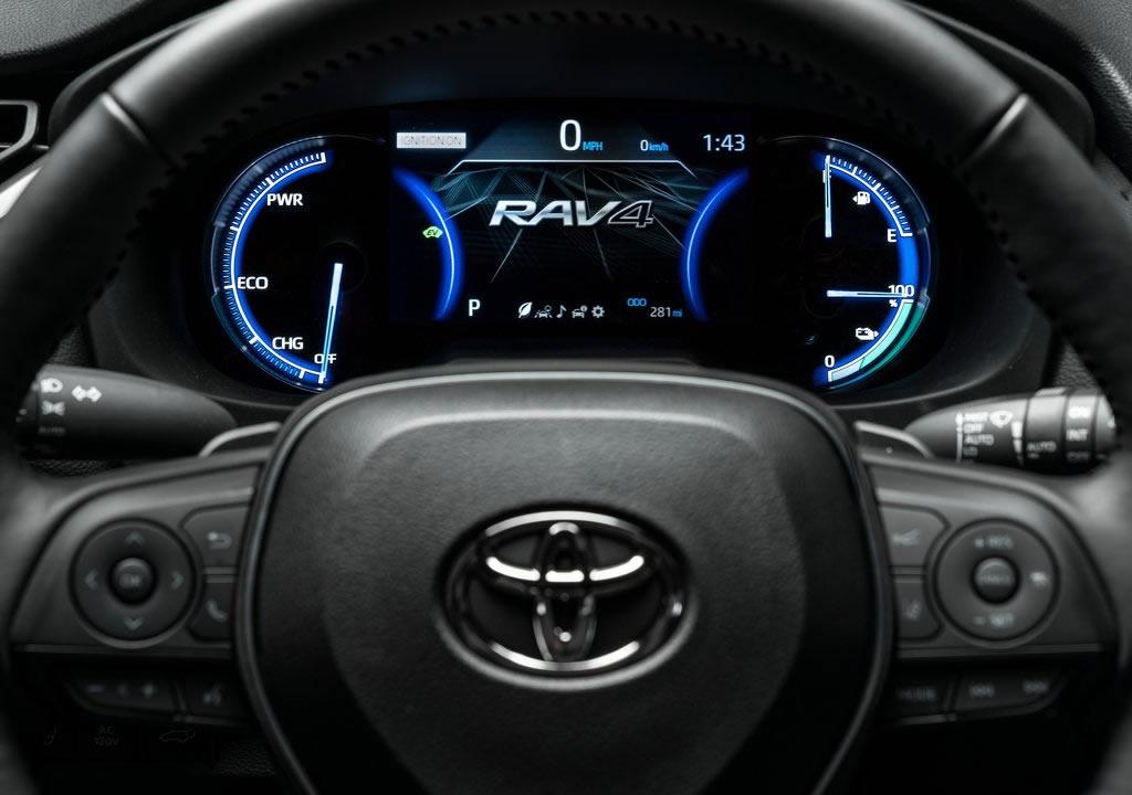 2020 Yeni Toyota RAV4 Prime
