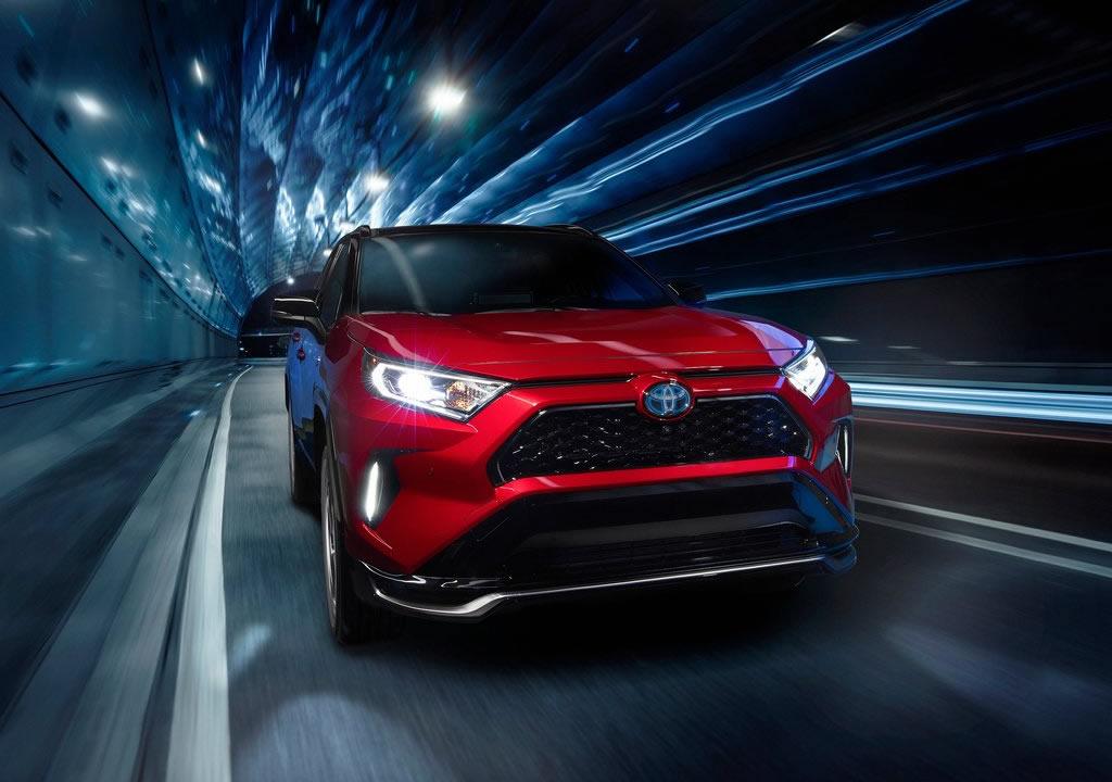 2020 Toyota RAV4 Prime Teknik Özellikleri
