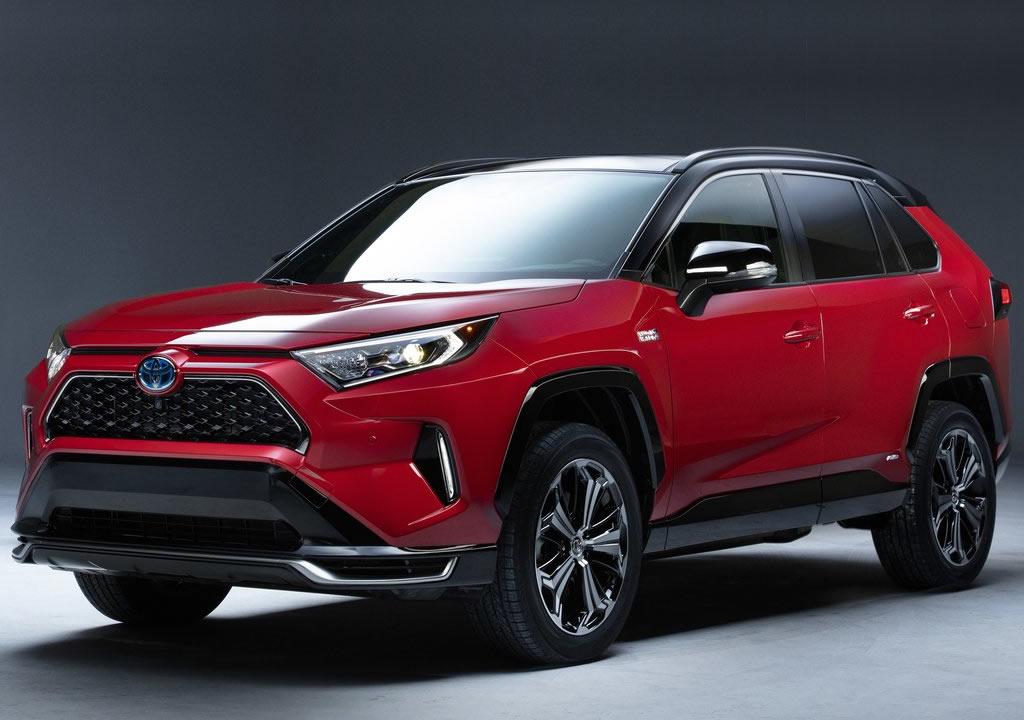2020 Toyota RAV4 Prime Donanımları