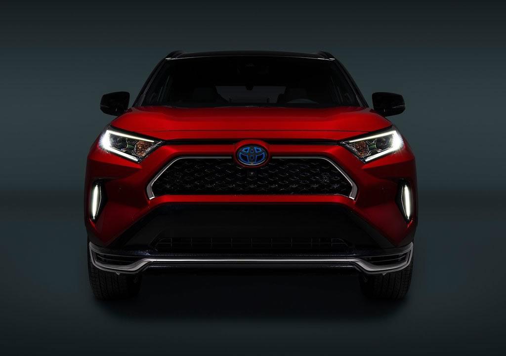 2020 Toyota RAV4 Prime Fotoğrafları