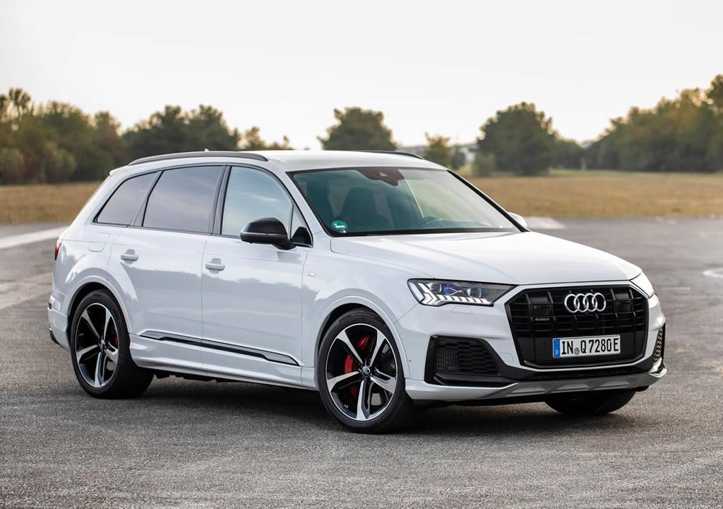 2020 Yeni Audi Q7 TFSI e quattro Teknik Özellikleri