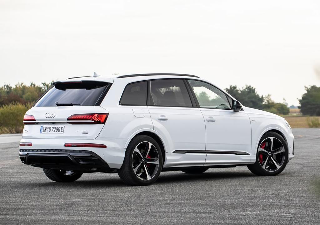2020 Yeni Audi Q7 TFSI e quattro Özellikleri
