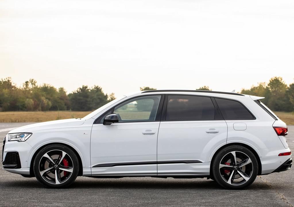 2020 Yeni Audi Q7 TFSI e quattro
