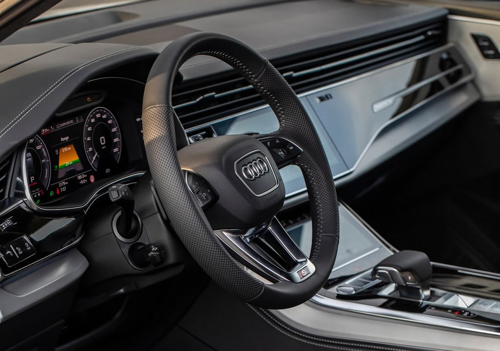 2020 Yeni Audi Q7 TFSI e quattro Donanımları