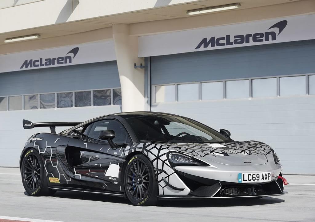 2020 Yeni McLaren 620R Teknik Özellikleri