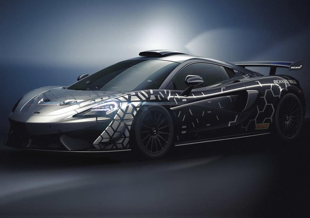 2020 Yeni McLaren 620R 0-100 km/s