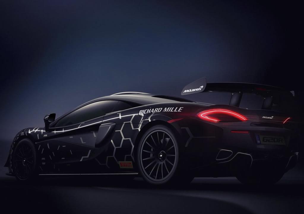 2020 Yeni McLaren 620R Kaç Beygir?
