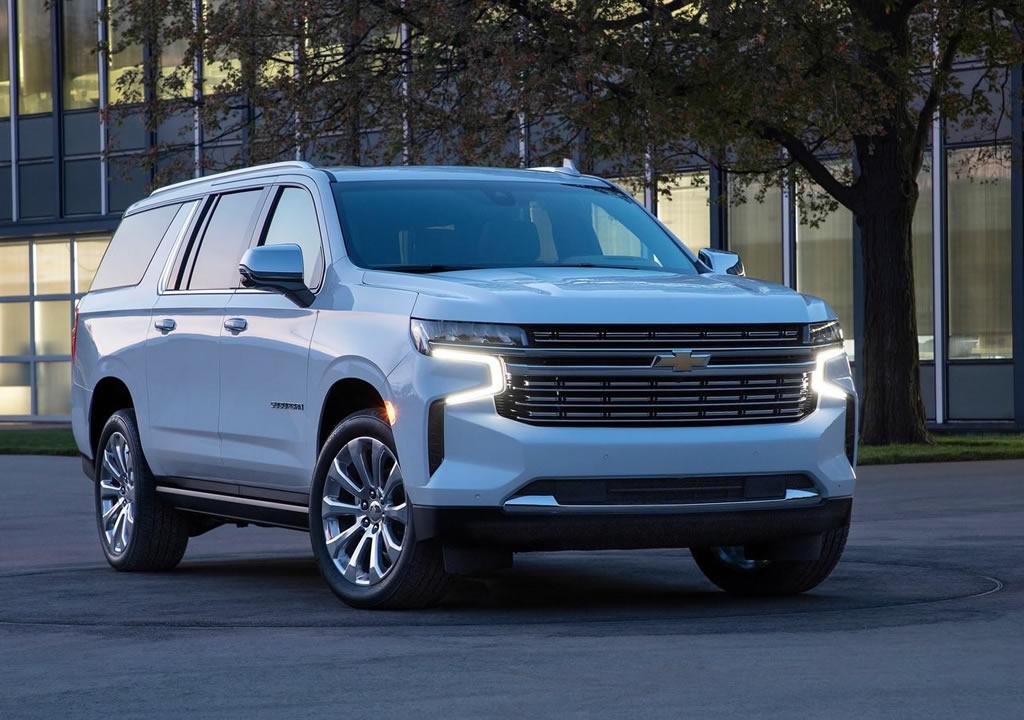 2021 Yeni Chevrolet Suburban Teknik Özellikleri