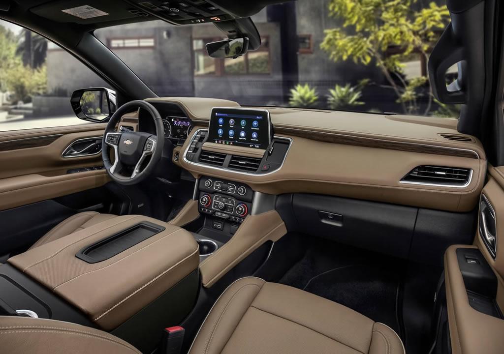 2021 Yeni Chevrolet Suburban Donanımları
