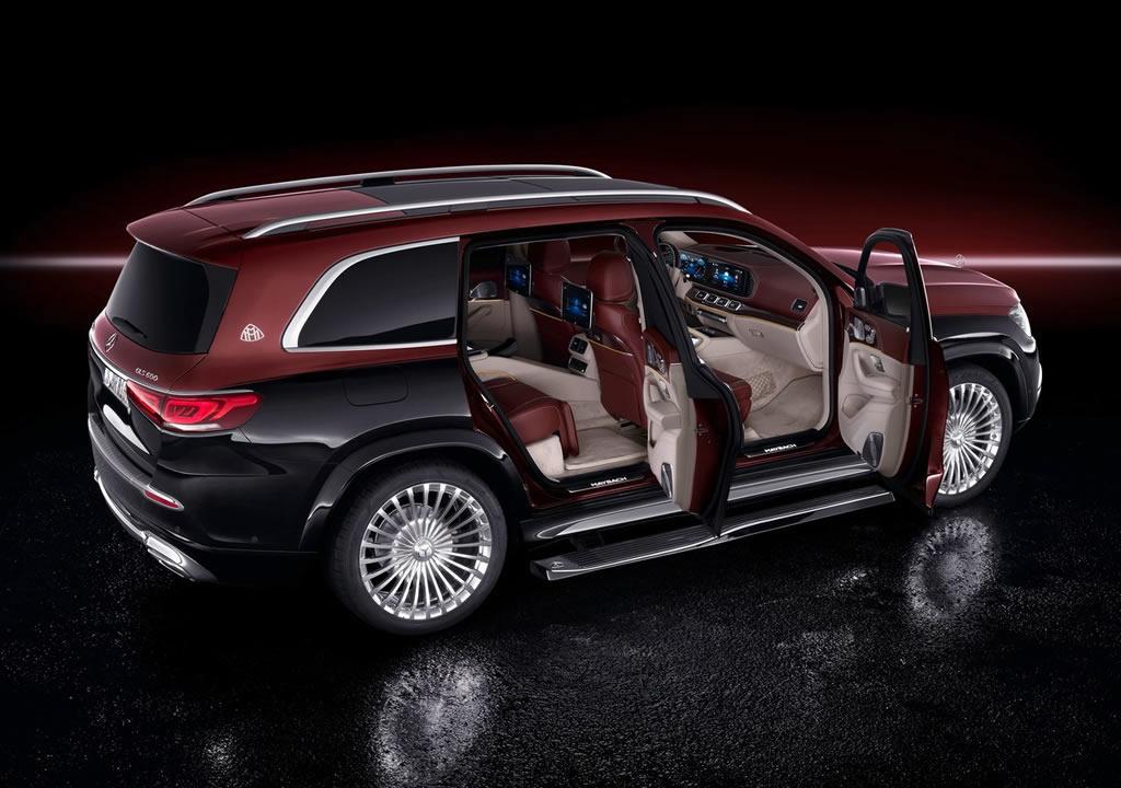 2021 Mercedes-Maybach GLS 600 Ne Zaman ?