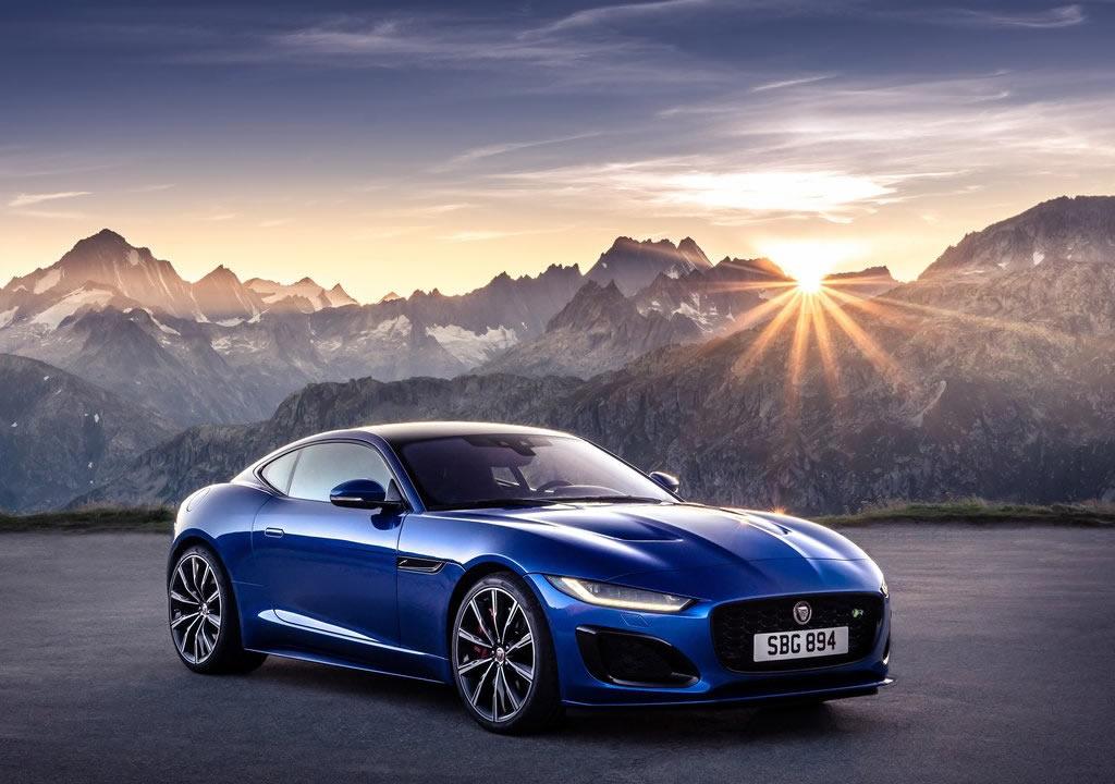 2021 Yeni Jaguar F-Type Özellikleri