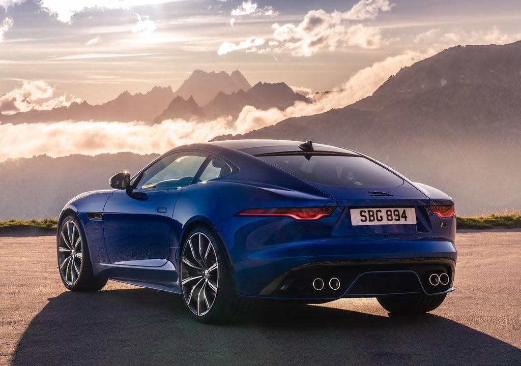 2021 Yeni Jaguar F-Type Teknik Özellikleri