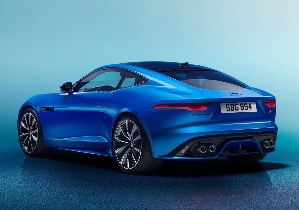 2021 Yeni Jaguar F-Type Türkiye