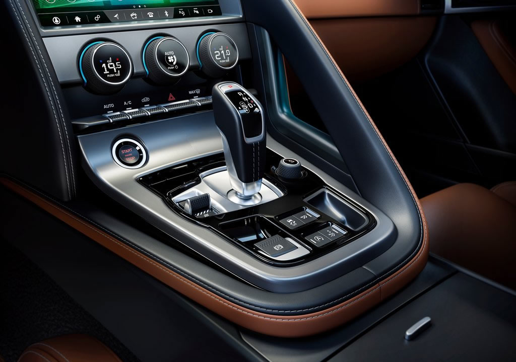 2021 Yeni Jaguar F-Type