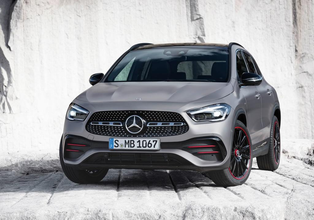 2021 Yeni Kasa Mercedes-Benz GLA Özellikleri