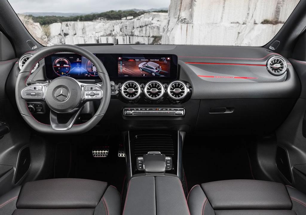 2021 Yeni Kasa Mercedes-Benz GLA Donanımları