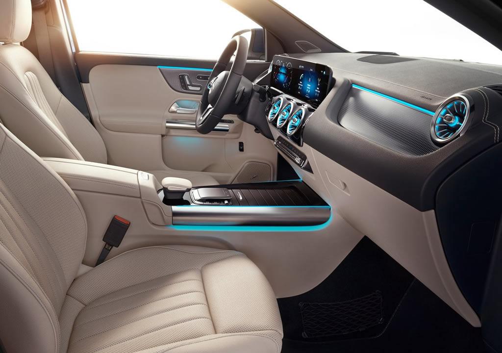 Yeni Mercedes-Benz GLA MK2