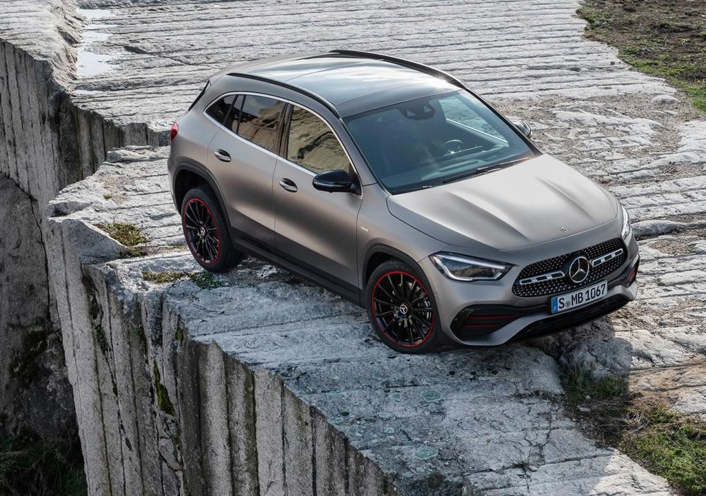 Yeni Kasa Mercedes-Benz GLA Teknik Özellikleri