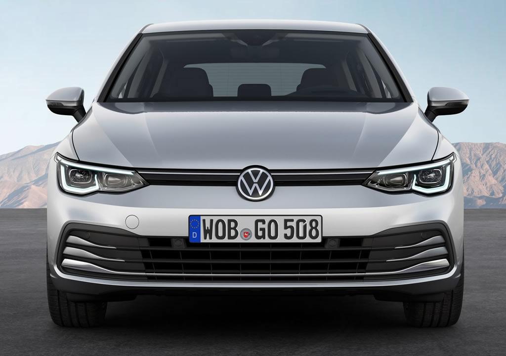 Yeni Volkswagen Golf 8 Tasarımı