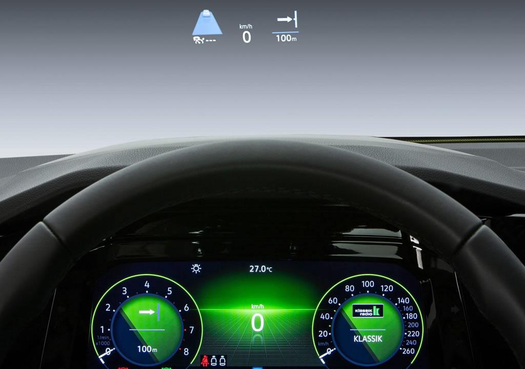 Yeni Volkswagen Golf 8 Donanımları