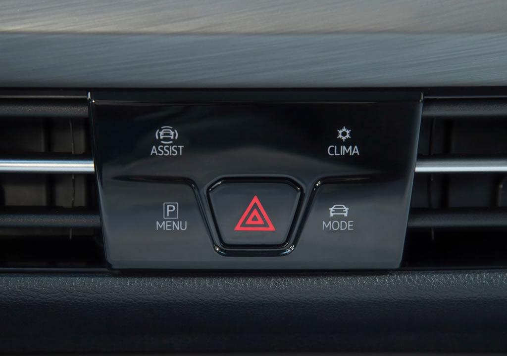 Yeni Volkswagen Golf 8 Klima
