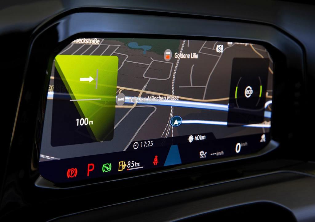 Yeni Volkswagen Golf 8 Ekranı