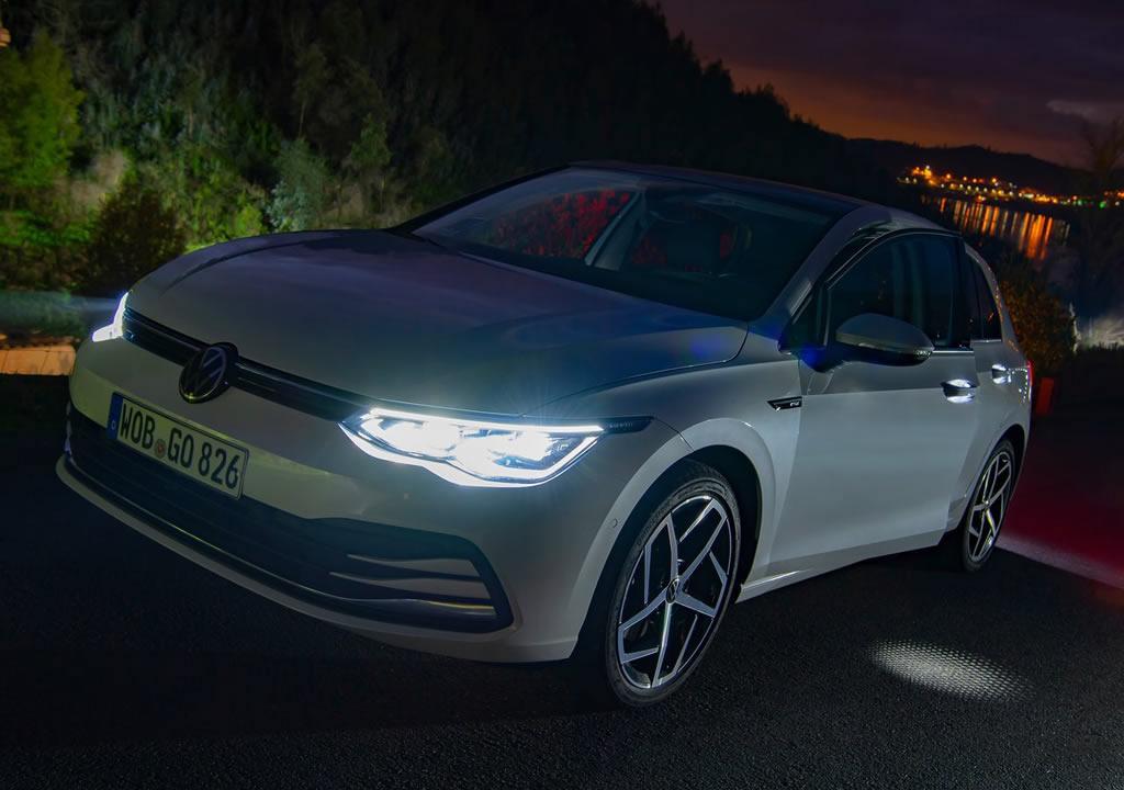Yeni Volkswagen Golf 8