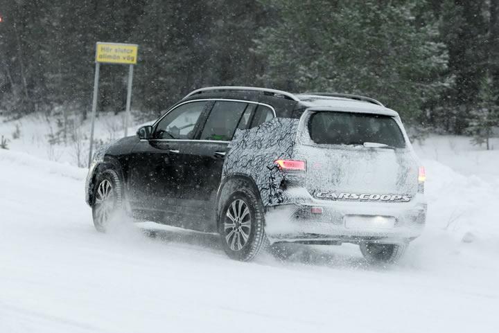 Yeni Mercedes-Benz EQB Ne Zaman Çıkacak?