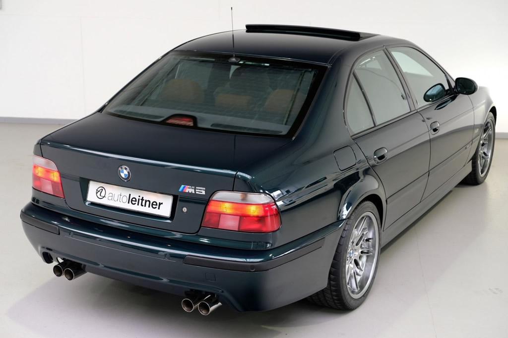 1999 BMW M5 E39