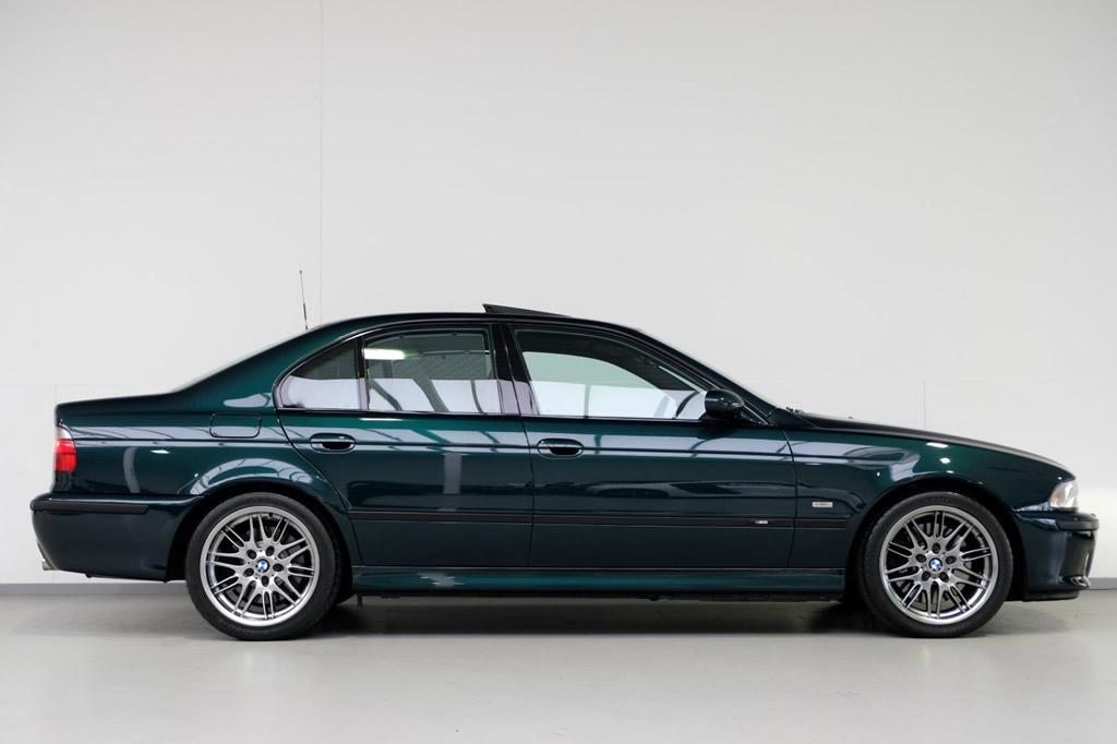 1999 BMW M5 E39 Teknik Özellikleri