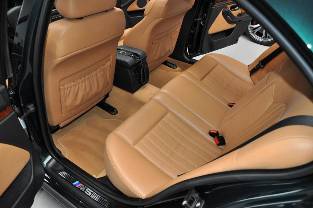 1999 BMW M5 E39 İçi