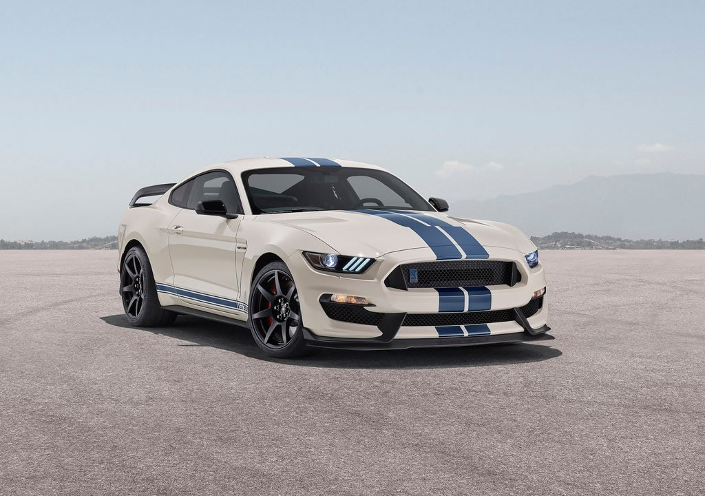 2020 Ford Mustang Shelby GT350 Heritage Edition Kaç Beygir?