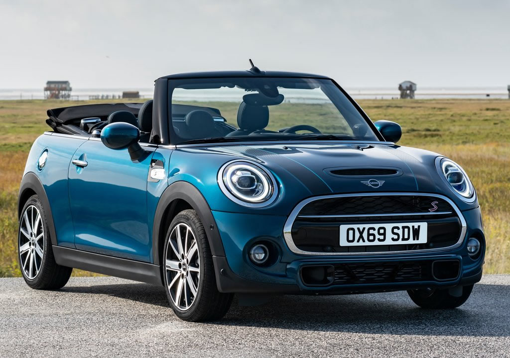 2020 Mini Convertible Sidewalk Edition Teknik Özellikleri