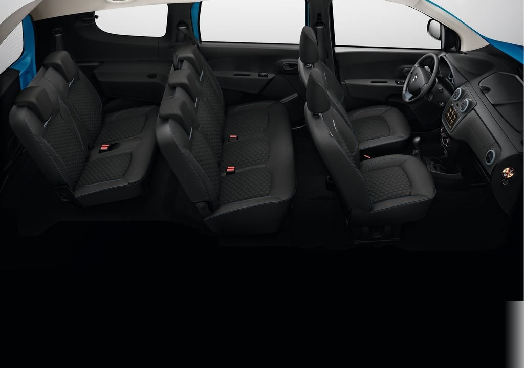 2020 Model Dacia Lodgy Donanımları