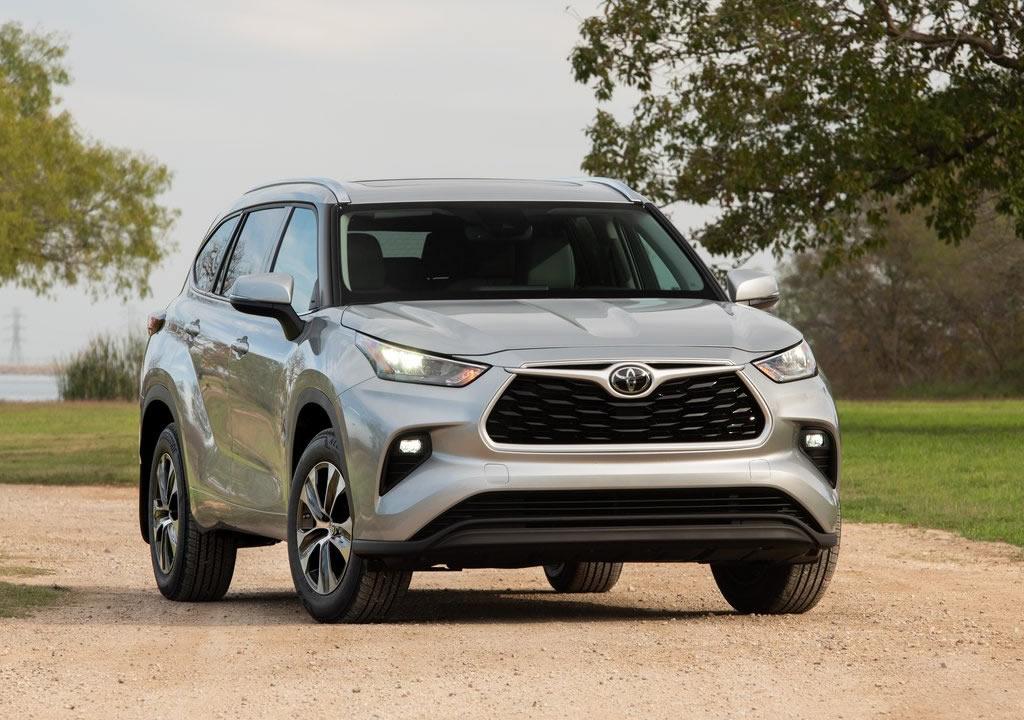 2020 Model Toyota Highlander Teknik Özellikleri