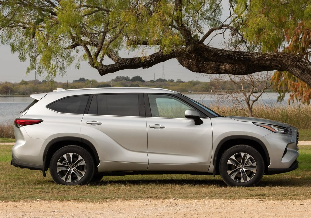 2020 Model Toyota Highlander