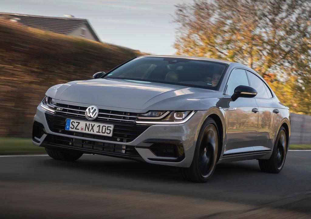 2020 Volkswagen Arteon R-Line Edition Fotoğrafları