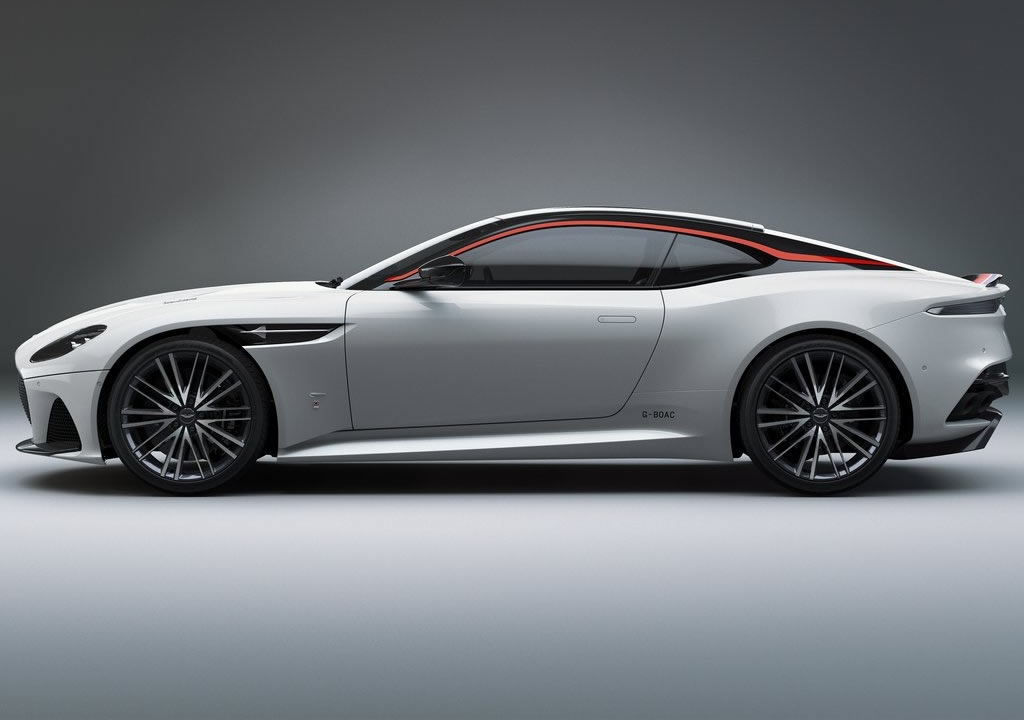 Yeni Aston Martin DBS Superleggera Concorde Edition