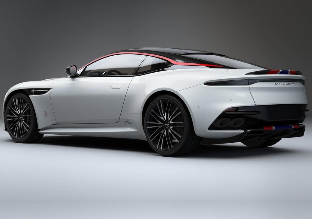 2020 Yeni Aston Martin DBS Superleggera Concorde Edition Fotoğrafları