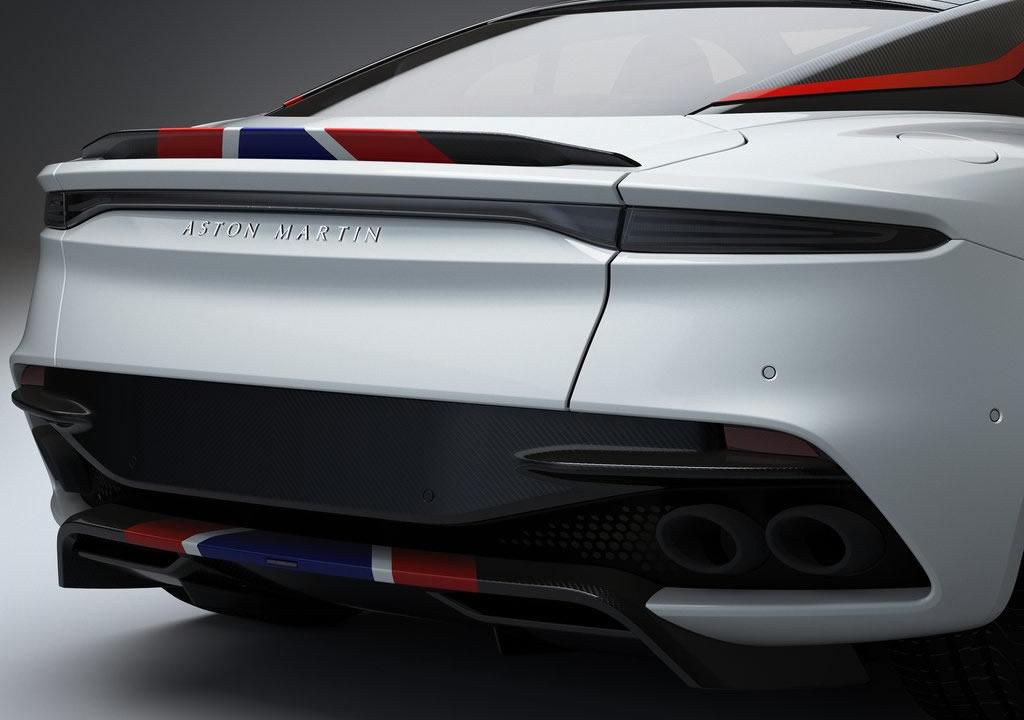 2020 Yeni Aston Martin DBS Superleggera Concorde Edition Fiyatı