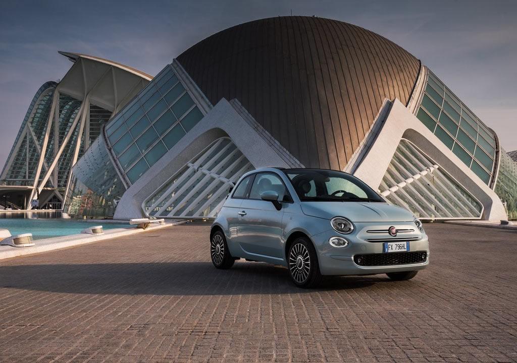 2020 Yeni Fiat 500 Hibrit Teknik Özellikleri