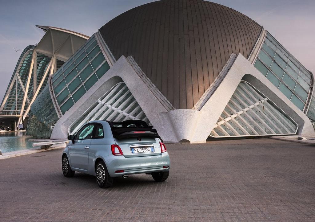 2020 Yeni Fiat 500 Hibrit